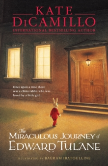 Miraculous journey of Edward Tulane cover pic