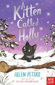 A kitten called holly cover pic