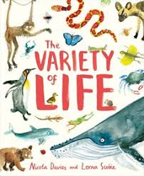 The variety of life cover pic