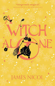 A Witch Alone cover image