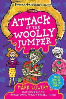 Attack of the Woolly Jumper cover image