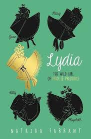 Lydia cover image