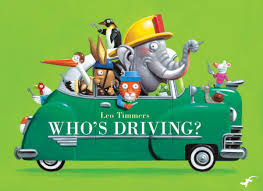Who's Driving cover image