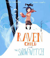 Bookwagon Raven Child and the Snow-Witch