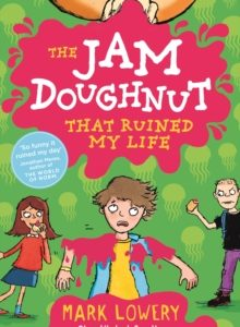 Bookwagon The Jam Doughnut that ruined my life cover image