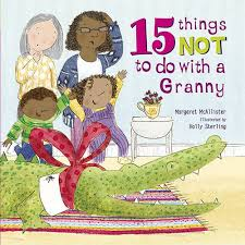 Bookwagon 15 Things NOT to do with a Granny