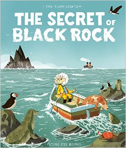 Bookwagon The Secret of Black Rock