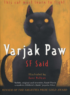 Varjak Paw cover image