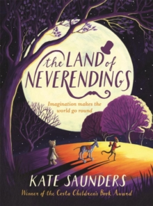 Bookwagon The Land of Neverendings cover image