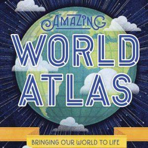 Amazing World Atlas cover