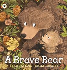 Bookwagon A Brave Bear