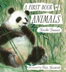 Bookwagon A First Book of Animals cover image