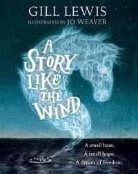 Bookwagon A Story Like the Wind