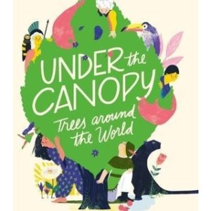 Bookwagon Under the Canopy