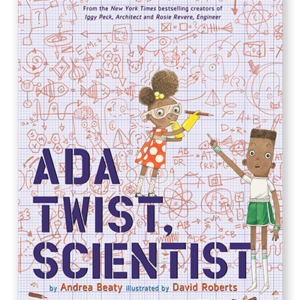 Bookwagon Ada Twist, Scientist