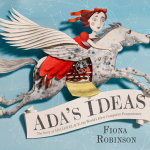 Bookwagon Ada's Ideas