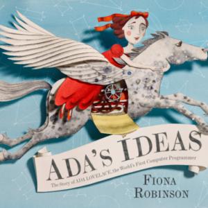 Bookwagon Ada's Ideas