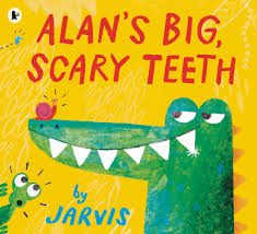 Bookwagon Alan's Big Scary Teeth