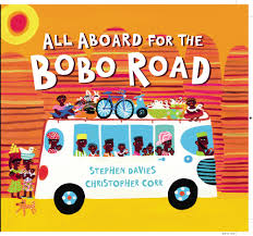 Bookwagon All Aboard For The Bobo Road