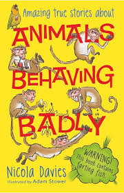 Bookwagon Animals Behaving Badly cover image