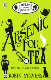 Bookwagon Arsenic for Tea