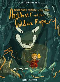 Bookwagon Arthur and the Golden rope