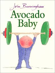 Bookwagon Avocado Baby