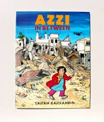 Bookwagon Azzi in Between
