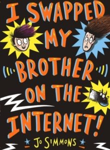 Bookwagon I Swapped My Brother on the Internet cover image