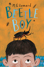 Bookwagon Beetle Boy