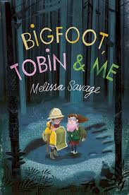 Bookwagon Bigfoot Tobin & Me