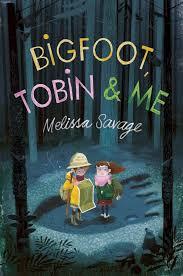 Bookwagon Bigfoot Tobin & Me
