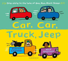 Bookwagon Car, Car, Truck, Jeep