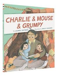 Bookwagon Charlie & Mouse & Grumpy