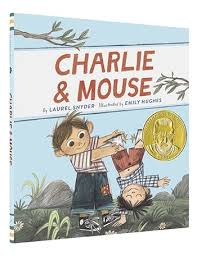 Bookwagon Charlie & Mouse