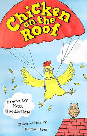 Bookwagon Chicken on the Roof
