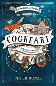 Bookwagon Cogheart