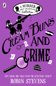 Bookwagon Cream Buns and Crime