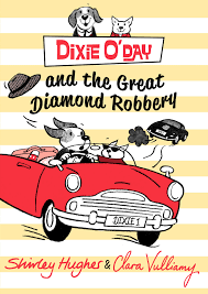 Bookwagon Dixie O'Day and the Great Diamond Robbery