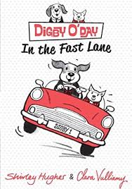 Bookwagon Dixie O'Day in the Fast Lane
