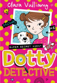 Bookwagon Dotty Detective