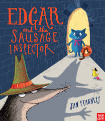 Bookwagon Edgar and the Sausage Inspector