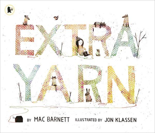 Bookwagon Extra Yarn