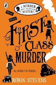 Bookwagon First Class Murder