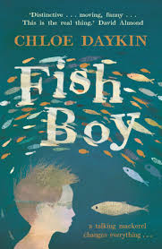Bookwagon Fish Boy