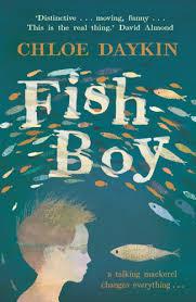 Bookwagon Fish Boy