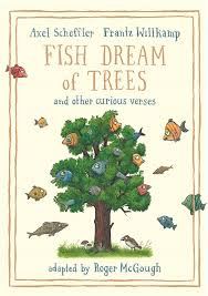Bookwagon Fish Dream of Trees