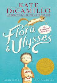 Bookwagon Flora & Ulysses