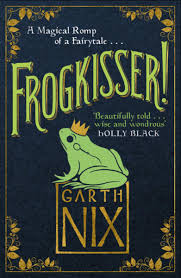 Bookwagon Frogkisser!