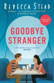 Bookwagon Goodbye Stranger